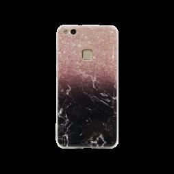Huawei P10 Lite - Gumiran ovitek (TPUP) - Marble 1