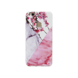 Huawei P10 Lite - Gumiran ovitek (TPUP) - Marble 4