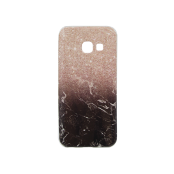 Samsung Galaxy A3 (2017) - Gumiran ovitek (TPUP) - Marble 1