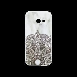 Samsung Galaxy A5 (2017) - Gumiran ovitek (TPUP) - Marble 3