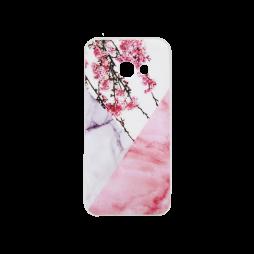 Samsung Galaxy A5 (2017) - Gumiran ovitek (TPUP) - Marble 4
