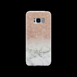 Samsung Galaxy S8 - Gumiran ovitek (TPUP) - Marble 2