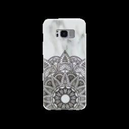 Samsung Galaxy S8 - Gumiran ovitek (TPUP) - Marble 3