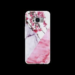 Samsung Galaxy S8 - Gumiran ovitek (TPUP) - Marble 4