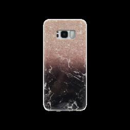Samsung Galaxy S8+ - Gumiran ovitek (TPUP) - Marble 1
