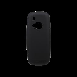 Nokia 3310 (2017) - Gumiran ovitek (TPUT) - črn