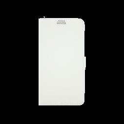Sony Xperia L1 - Preklopna torbica (WLG) - bela