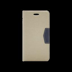 Apple iPhone X / XS - Preklopna torbica (47G) - bež