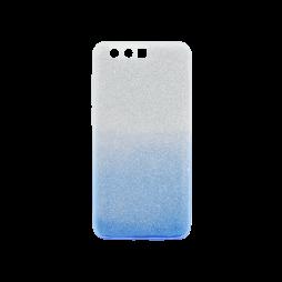 Huawei Honor 9 - Gumiran ovitek (TPUB) - modra
