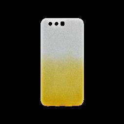 Huawei Honor 9 - Gumiran ovitek (TPUB) - rumena