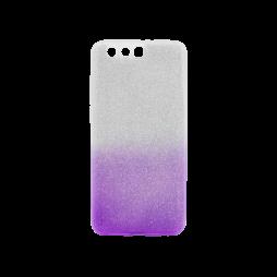 Huawei Honor 9 - Gumiran ovitek (TPUB) - vijolična
