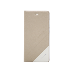 Huawei Honor 9 - Preklopna torbica (48G) - zlata