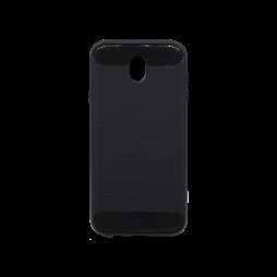 Samsung Galaxy J7 (2017) - Gumiran ovitek (TPU) - črn A-Type
