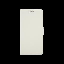 Sony Xperia XA1 Ultra - Preklopna torbica (WLG) - bela