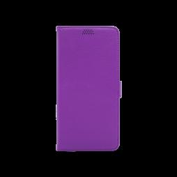 Sony Xperia XA1 Ultra - Preklopna torbica (WLG) - vijolična