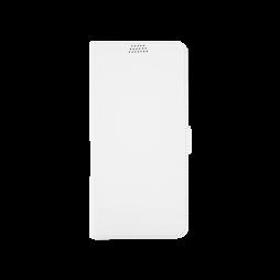 Samsung Galaxy Note 8 - Preklopna torbica (WLG) - bela