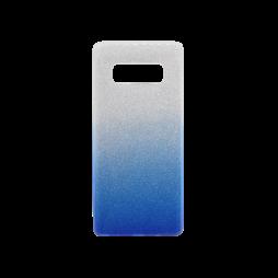 Samsung Galaxy Note 8 - Gumiran ovitek (TPUB) - modra