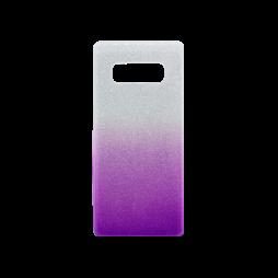 Samsung Galaxy Note 8 - Gumiran ovitek (TPUB) - vijolična