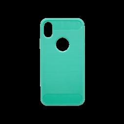 Apple iPhone X - Gumiran ovitek (TPU) - zelen A-Type