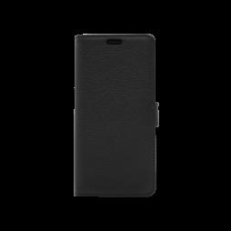 Huawei P9 Lite mini - Preklopna torbica (WLG) - črna