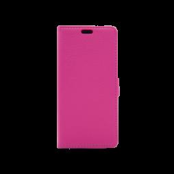 Huawei P9 Lite mini - Preklopna torbica (WLG) - roza