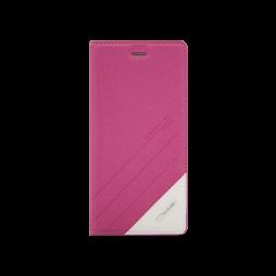 Huawei P9 - Preklopna torbica (48G) - roza