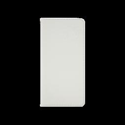 Samsung Galaxy Note 8 - Preklopna torbica (WLGO-Butterfly) - bela