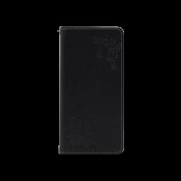 Samsung Galaxy Note 8 - Preklopna torbica (WLGO-Butterfly) - črna