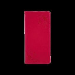 Samsung Galaxy Note 8 - Preklopna torbica (WLGO-Butterfly) - rdeča