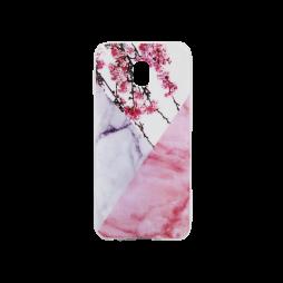 Samsung Galaxy J3 (2017) - Gumiran ovitek (TPUP) - Marble 4
