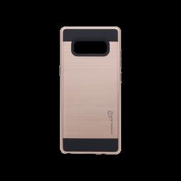 Samsung Galaxy Note 8 - Gumiran ovitek (ARM-01) - roza-zlat