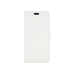 Sony Xperia XZ1 Compact - Preklopna torbica (WLG) - bela