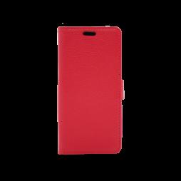 Sony Xperia XZ1 Compact - Preklopna torbica (WLG) - rdeča