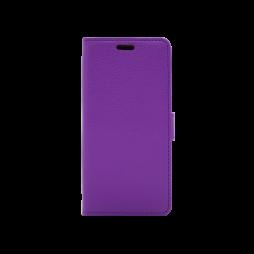 Sony Xperia XZ1 Compact - Preklopna torbica (WLG) - vijolična