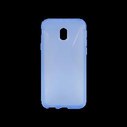 Samsung Galaxy J3 (2017) - Gumiran ovitek (TPU) - modro-prosojen CS-Type