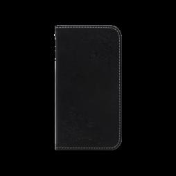 Samsung Galaxy J3 (2017) - Preklopna torbica (WLGO-Butterfly) - črna