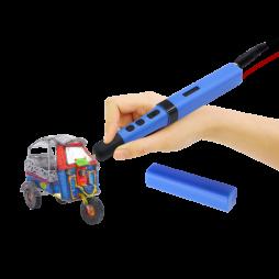 NarediSam - 3D pero - modro