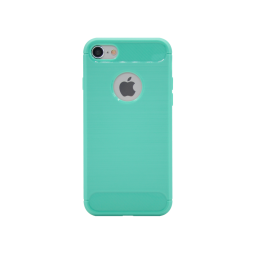 Apple iPhone 7/8 - Gumiran ovitek (TPU) - zelen A-Type