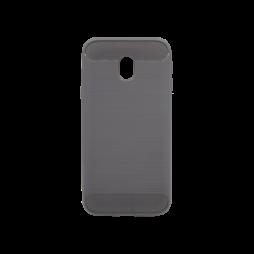 Samsung Galaxy J3 (2017) - Gumiran ovitek (TPU) - siv A-Type