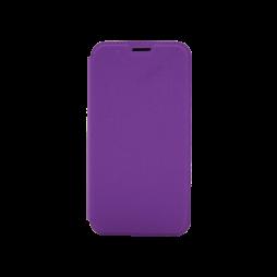 Samsung Galaxy J3 (2017) - Preklopna torbica (49G) - vijolična