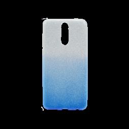Huawei Mate 10 Lite - Gumiran ovitek (TPUB) - modra