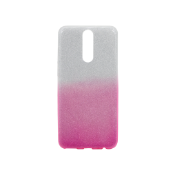 Huawei Mate 10 Lite - Gumiran ovitek (TPUB) - roza