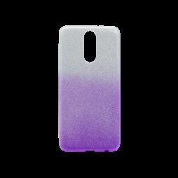 Huawei Mate 10 Lite - Gumiran ovitek (TPUB) - vijolična
