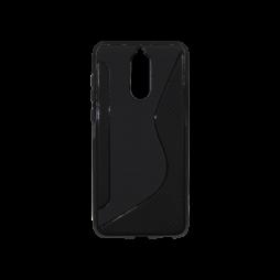 Huawei Mate 10 Lite - Gumiran ovitek (TPU) - črn CS-Type