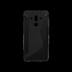 Huawei Mate 10 Pro - Gumiran ovitek (TPU) - črn CS-Type