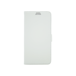 Huawei Mate 10 Lite - Preklopna torbica (WLG) - bela