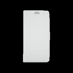 Huawei Mate 10 Pro - Preklopna torbica (WLG) - bela