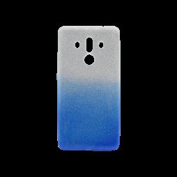 Huawei Mate 10 Pro - Gumiran ovitek (TPUB) - modra