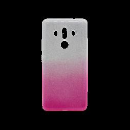 Huawei Mate 10 Pro - Gumiran ovitek (TPUB) - roza