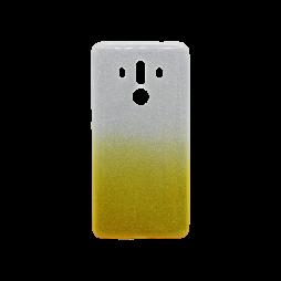 Huawei Mate 10 Pro - Gumiran ovitek (TPUB) - rumena